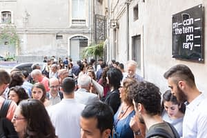 On the Contemporary_L'altra grafica_Opening_ph. Egidio Liggera