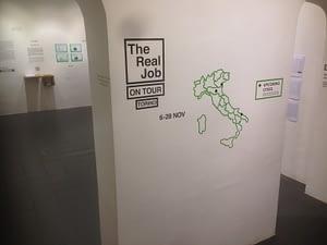 The Real Job - Van Der - novembre 2015