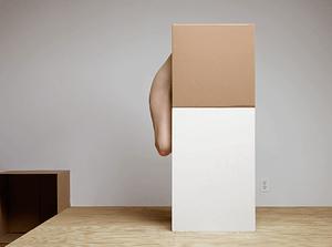 Bill Durgin serie Assembed e Fractured 2014