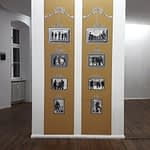 FRANCESCO SIMETI, PRINT ROOM, 2001, wallpaper