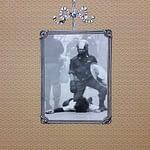 FRANCESCO SIMETI, PRINT ROOM, 2001, wallpaper (particolare)